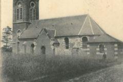 église en 1907