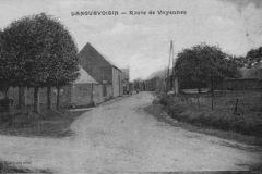 Entree de languevoisin-billancourt en 1914