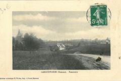 panorama Languevoisin en 1914