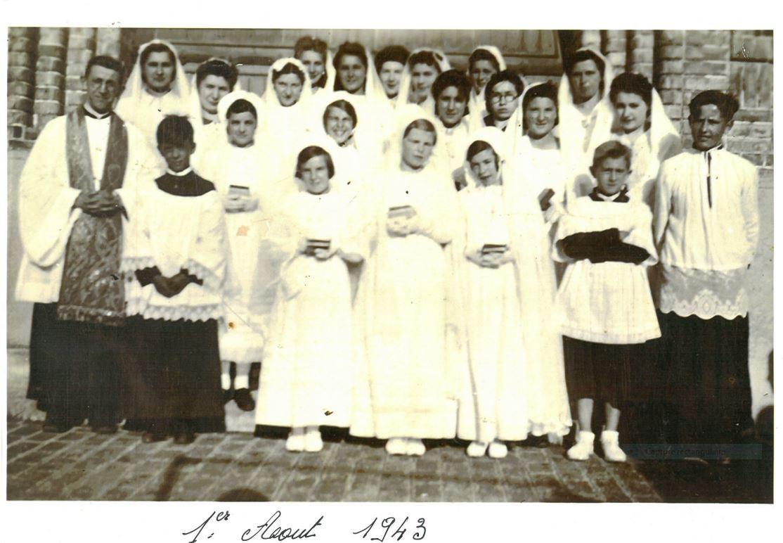 La profession de foi du1 er août 1943